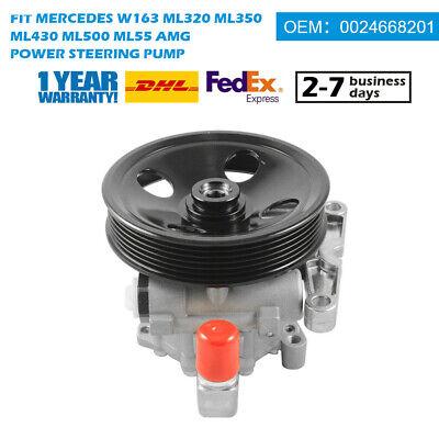 Servopumpe für Mercedes-Benz M-Klasse W163 ML320 ML350 ML430 ML500 ML55 2466821