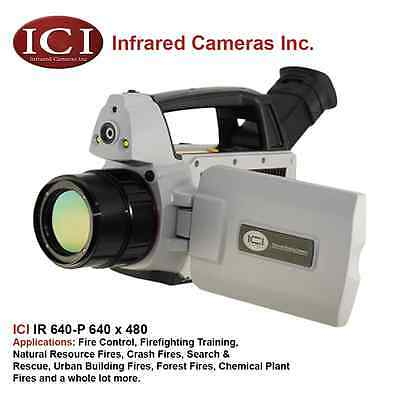 Ici Ir 640-p - Infrared Camera -thermal Imaging Flir New 640 X 480