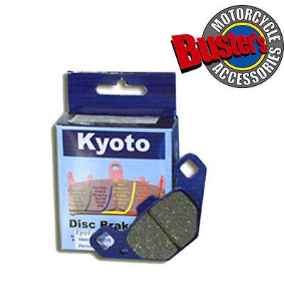 NEW <em>YAMAHA</em> XS500 CD KYOTO FRONT  REAR BRAKE PADS PAIR