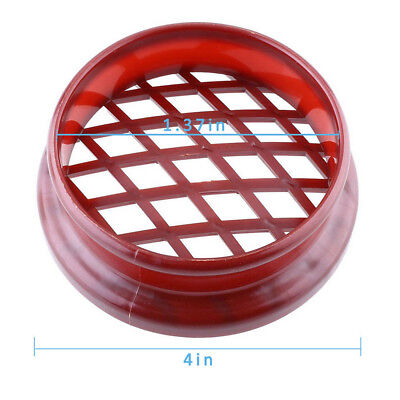 1PC Round Bread Mold Cake Pan Muffin Non Stick Bakeware Mold Baking Plastic QJ ()