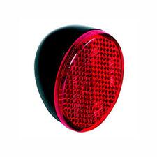 StVZO⭐ ⭐Neu FALKx Fahrrad Reflektor Rückstrahler Schutzblech Montage Oval