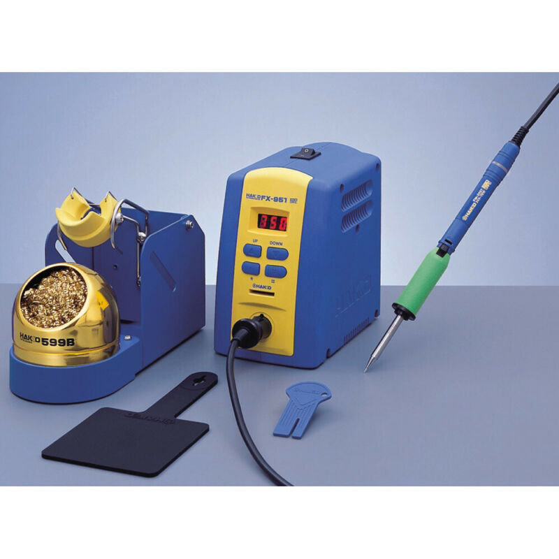NEW Hakko FX951-66 FX-951 Soldering Iron Station Kit