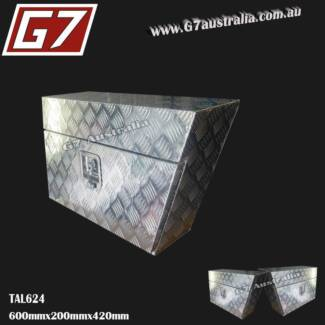 2mm Angled Under Tray Toolboxes 3 sizes ute truck tool box Brisbane City Brisbane North West Preview