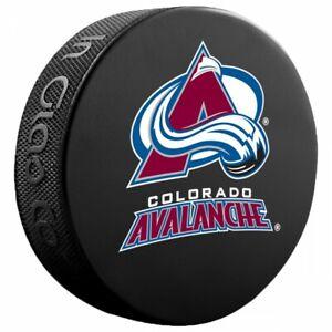 COLORADO AVALANCHE  Official NHL Logo Souvenir Hockey Puck 729
