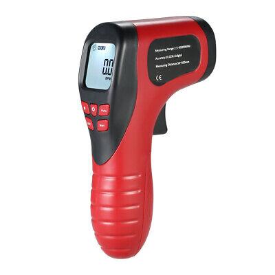 Handheld Digital Lcd Photo 2.5-99999rpm Tachometer L-aser Non-contact Tach Q2v7