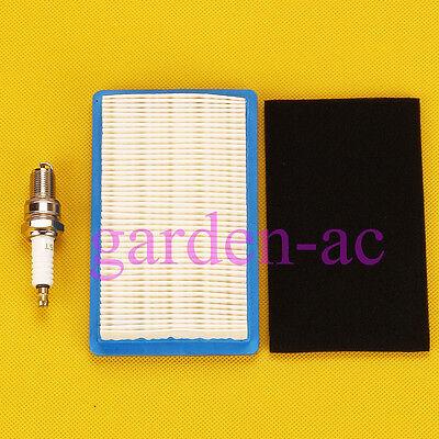 Air Filter Spark Plug For MTD 951-10298 Cub Cadet 751-10298 KOHLER 14 083 (Spark Plug For Cub Cadet Lawn Mower)