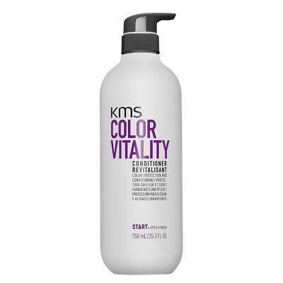 (43,99€(L) Kms Colorvitality Conditioner für gefärbtes Haar 750ml