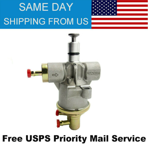 Diesel Powerstroke Lift Valley Fuel Pump F6TZ9350A For 94-97 Ford F250/350 7.3L