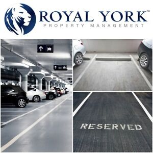 PARKING SPOT FOR RENT @ 295 ADELAIDE STREET WEST, TORONTO, ON