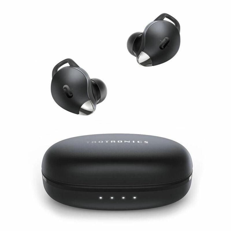 TaoTronics SoundLiberty 79 True Wireless Earbuds Smart AI Noise Reduction Techno