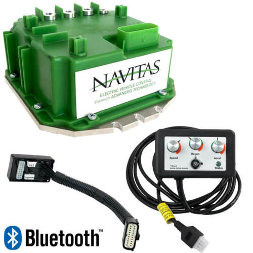 Club Car DS/Precedent Navitas 440 Amp Shunt IQ Shunt Controller (48 Volt)