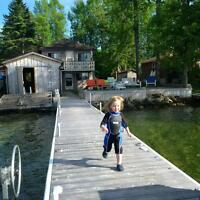 Cottage Rental - Lake Couchiching