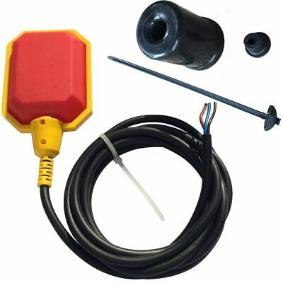 Sump Alarm Tether Float Switch Wire Lead W 16 Cord