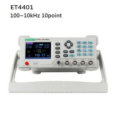 Et4401 Desktop Digital Bridge Capacitance Resistance Impedance Inductance Meter