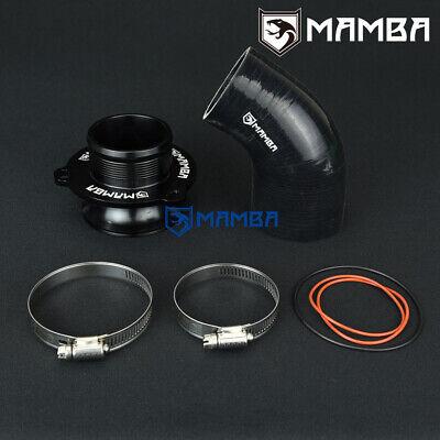 MAMBA Turbo Outlet Muffler Delete Pipe for VW Golf MK6 R 2.0T TFSI FMMD1 UK