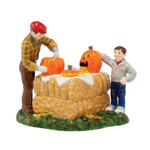 Department 56 Halloween Village Gross Pumpkin Guts #4020236 NIB