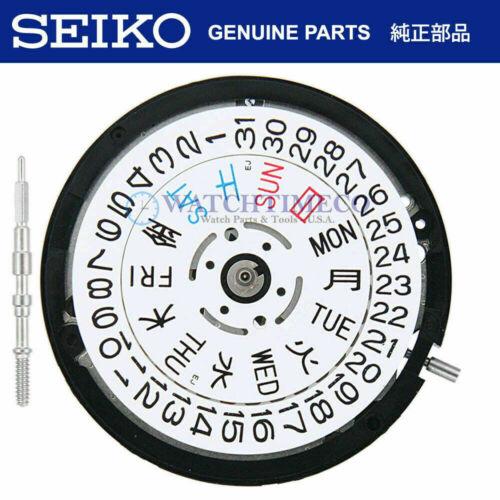 SEIKO 7S26 7S26C Automatic Watch Movement COMPLETE Japanese Kanji Spanish