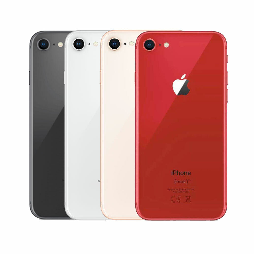 New Apple iPhone 8 64GB 4G LTE Factory Unlocked T-Mobile AT&T Smartphone