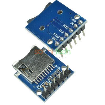 Mini Sd Card Module Memory Module Micro Sd Tf Card Module For Arduino Arm Avr