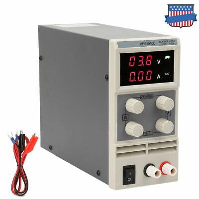 Kps3010d 30v 100a Adjustable Dc Power Supply Precision Digital Mcu Chip