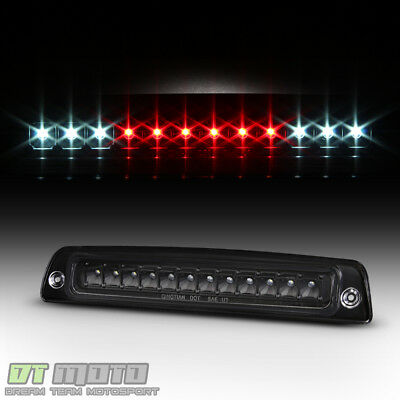 Black 1994-2001 Dodge Ram 1500 2500 3500 Pickup LED 3rd Brake Light Cargo Lamp 2000 Dodge 3500 Pickup