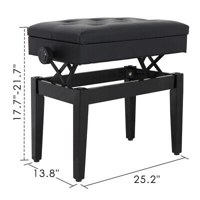 Amazing Piano Stools Adjustable Piano Alphanode Cool Chair Designs And Ideas Alphanodeonline