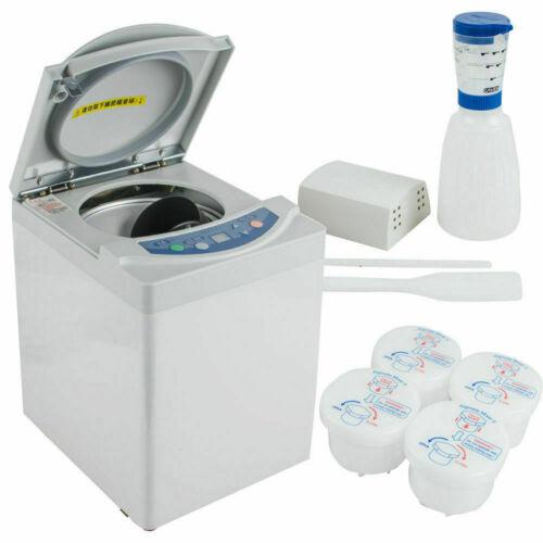 Dental Algimax Alginate Mixer Blender Machine Fully Automatic Medical Equipment