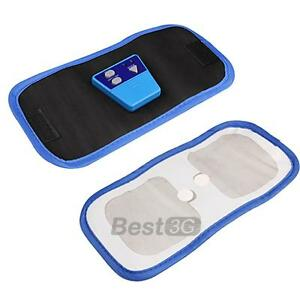 ceinture abdo abdominale electrostimulation musculation ebay. Black Bedroom Furniture Sets. Home Design Ideas