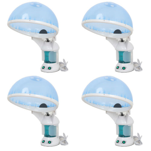 4X Portable 2 In 1  Facial&Hair Steamer Ozone Personal Table Top Skin Care Spa Health & Beauty