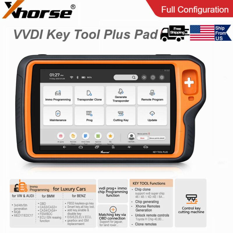 Xhorse VVDI Key Tool Plus Pad Full Configuration Advanced Global Version