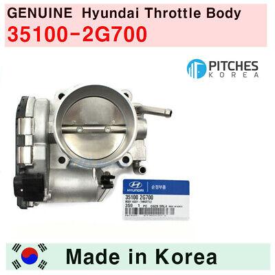 GENUINE Throttle Body for 2009-2011 Hyundai Genesis Sedan 4.6L OEM 35100-3F010