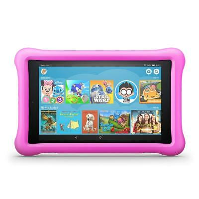 PINK | Amazon Fire HD 8 Kids Edition Tablet 8 Display Quad-core 32GB 7th Gen