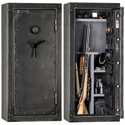 Bighorn 19.1 Cu Ft Executive Gun Safe, 59