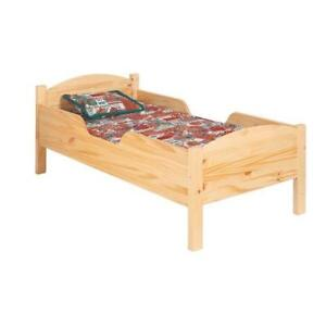 NEW Little Colorado Traditional Toddler Bed