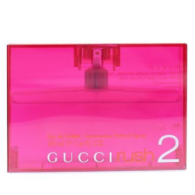 Gucci Rush 2 Eau de Toilette 50ml Spray For Her Ladies - Women's EDT New.