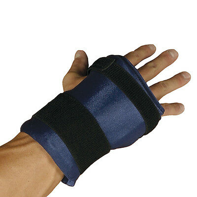 HOT & COLD WRIST WRAP by Elasto-Gel, Single Wrist, Carpal Tunnel Relief! NEW!