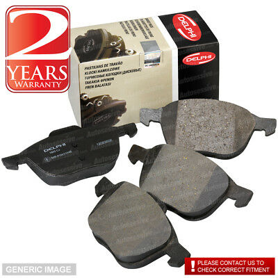 Front Brake Pads For Nissan Stanza 1.6 Hatch T11 81-85 Petrol 82HP 111.5x44x13.8