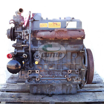 Used - Kubota V1505-e  35.1hp Non-turbo Diesel Engine Br20310