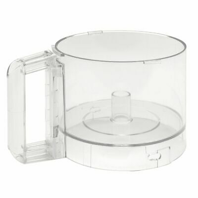 Robot Coupe 3 Qt Clear Bowl Without Lid For R2n Clear Or R2 Dice Clear Food