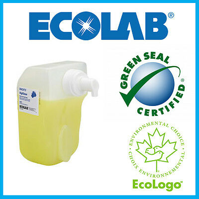 EcoLab 23671 DigiClean Mild Foam Hand Soap-750mL (6/cs)-GREEN SEAL APPROVED SOAP