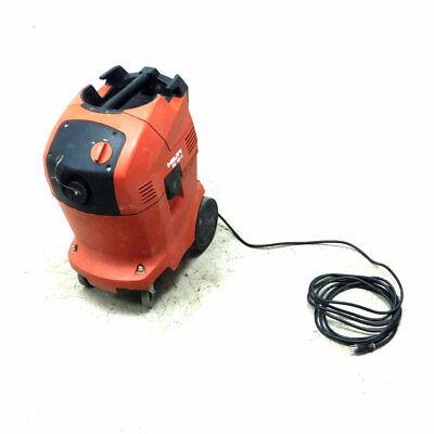 Hilti Vc 40-u Wetdry 6.6 Gallon Commercial Universal Vacuum Cleaner Industrial