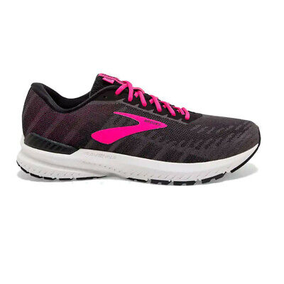 Brooks Womens Ravenna 10 Running Shoes Trainers Sneakers Black Sports Breathable