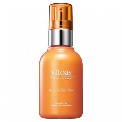 New Suntory Vitoas The Perfect Serum All in One Skin Care 120ml With Tracking
