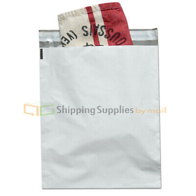 200 10x13 Poly Mailers Envelopes Bags 2.5 Mil Thick Shipping Mailing Pouches