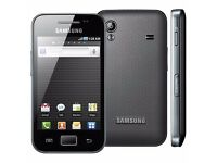 Samsung Galaxy Ace GT-S5830i Unlocked Android - Black - £35. New