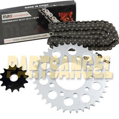 - Black O-Ring Chain Sprocket Kit For 1991-2004 2002 2001 Honda CB750 Nighthawk