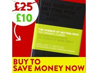 The Science of Getting Rich - FREE DELIVERY - Success Book - Save £15 WHEN YOU BUY TODAY