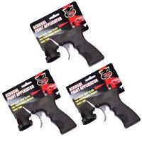 3 X Professional Aerosol Spray Paint Applicator Trigger Gun Rapide Mean Machine - mean machine - ebay.co.uk