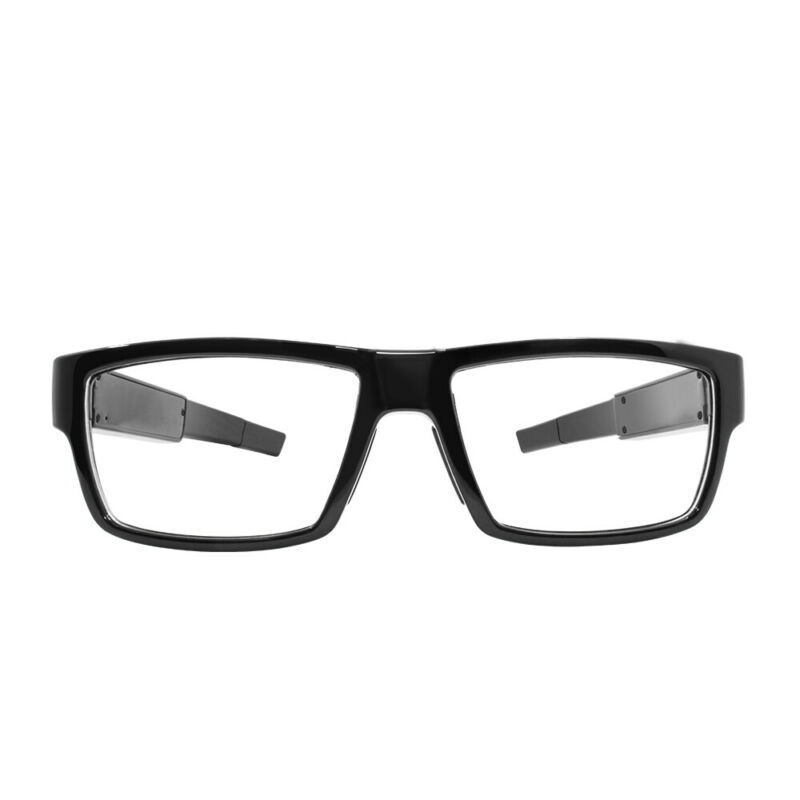 Premium Sunglasses w/ Hidden Spy Cam Video Camera Glasses - iSee2 USED