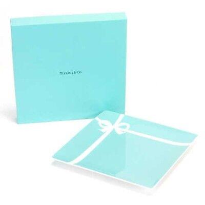 nplatte Feines Porzellan Geschenkbox Japan mit Tracking (Tiffany Blue Platten)